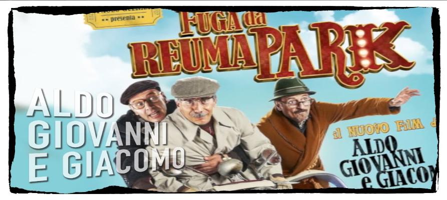 FUGA DA REUMA PARK